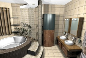 Designing Bathroom on a Budget