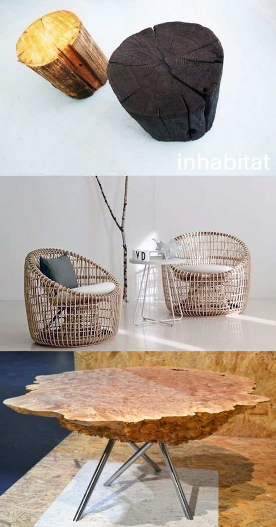 Eco-Friendly Furniture with a Mid-Century Touch