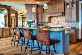 Essential Rustic Kitchen Design Ideas