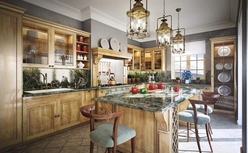Essential Rustic Kitchen Design ideas