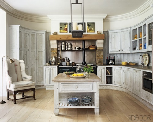 Guide To Create A Country Kitchen Interior Design
