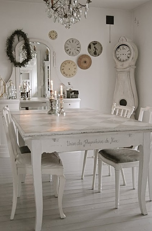 Country Chic Style Home Decor