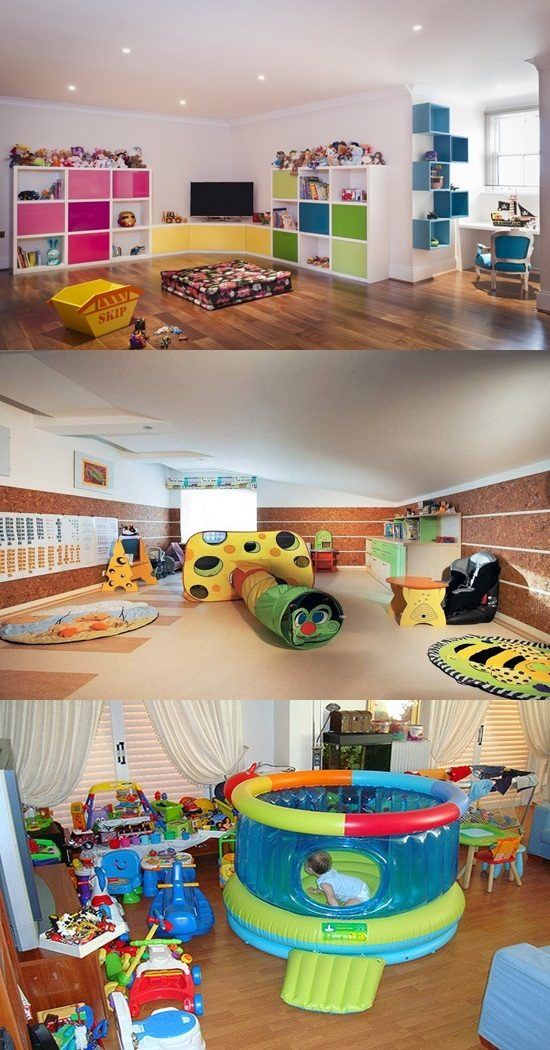 How to organize your kids toys room interior design for How to organize toys in living room