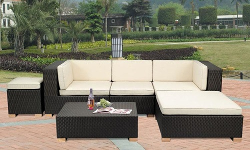 Ideal Garden Furniture Materials