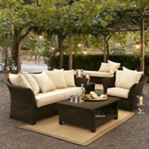 Ideal Garden Furniture Materials