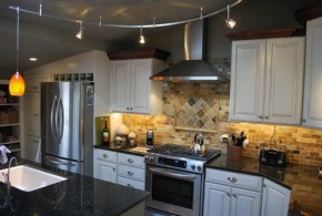About Kitchen Worktops Designs - Laminate and Granite
