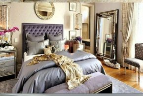 Master Bedroom glamorous Focal Points