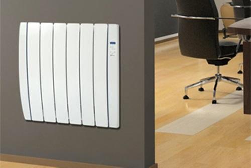 Modern electric radiators save energy interior design for Puissance radiateur electrique pour chambre