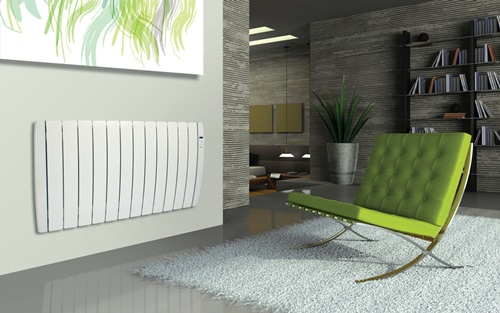 Modern Electric Radiators Save Energy Modern Living Room Radiators