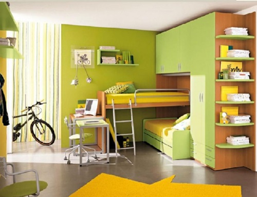 Multi Functional Beds For Small Kids 39 Bedroom Interior