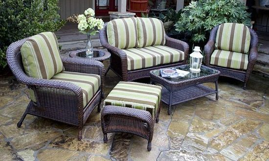 Outdoor Furniture and Backyard Wicker Furniture
