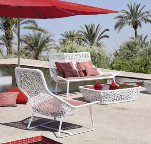 Lovely ... Outdoor Garden Furniture U2013 Different Colors ...
