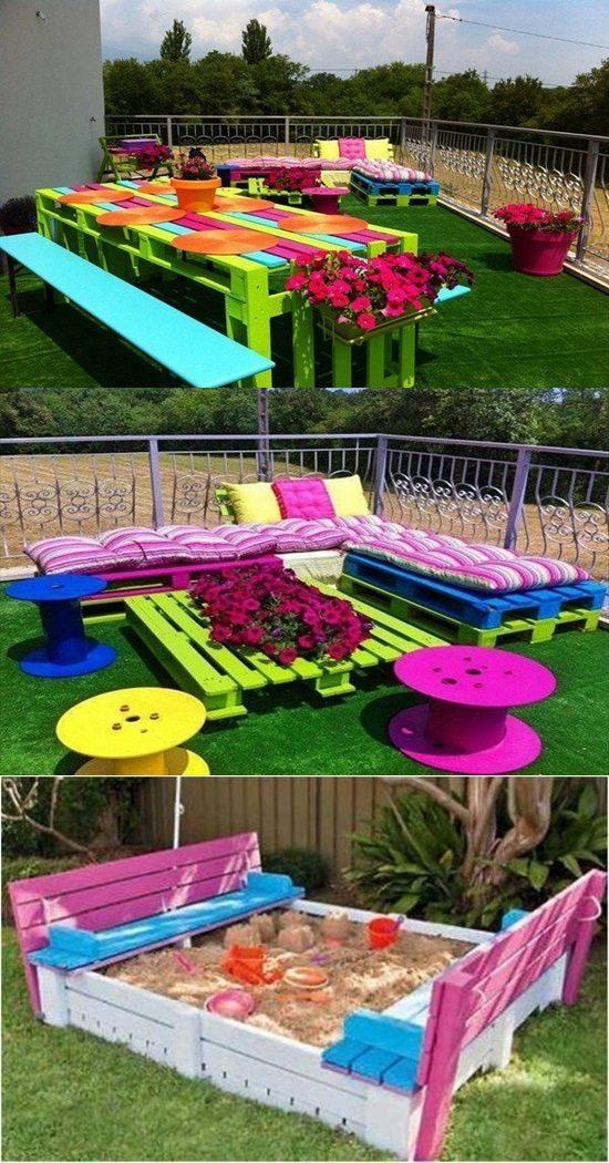 Outdoor Garden Furniture U2013 Different Colors