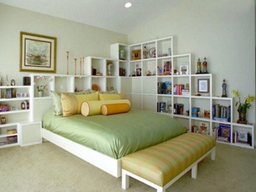 ... Practical Storage Solutions for small Bedrooms ...