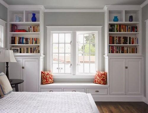 Practical Storage Solutions for small Bedrooms
