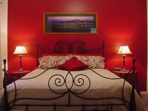 Romantic Valentine's Day Bedroom Decorations