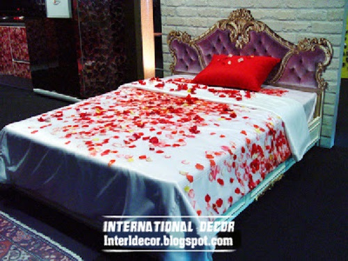 Romantic Valentine 39 S Day Bedroom Decorations Interior Design