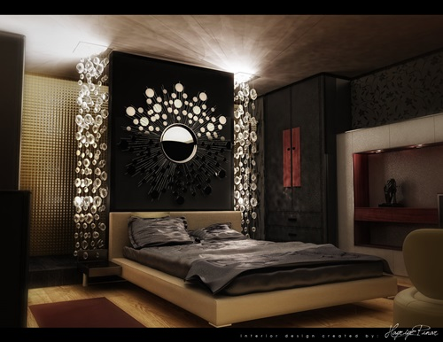 The Luxurious Extra Bedroom in the Loft