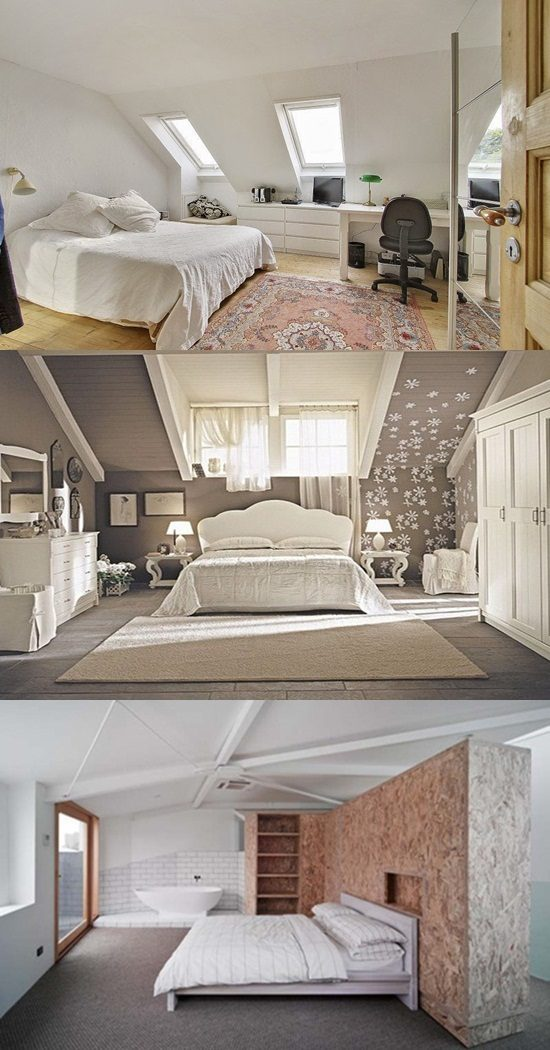 The Luxurious Extra Bedroom In Loft Interior Design