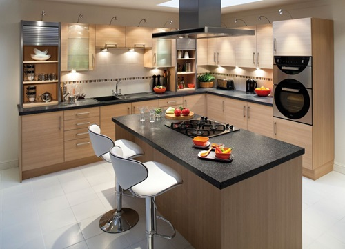 Small Kitchen Space Saving Ideas the best small kitchen space-saving tips - interior design