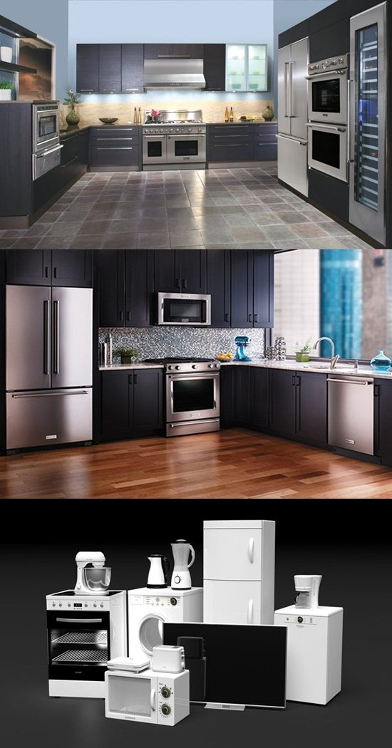 lovely What Are The Best Kitchen Appliances To Buy #2: Useful tips on how to buy the best kitchen appliances - Interior design