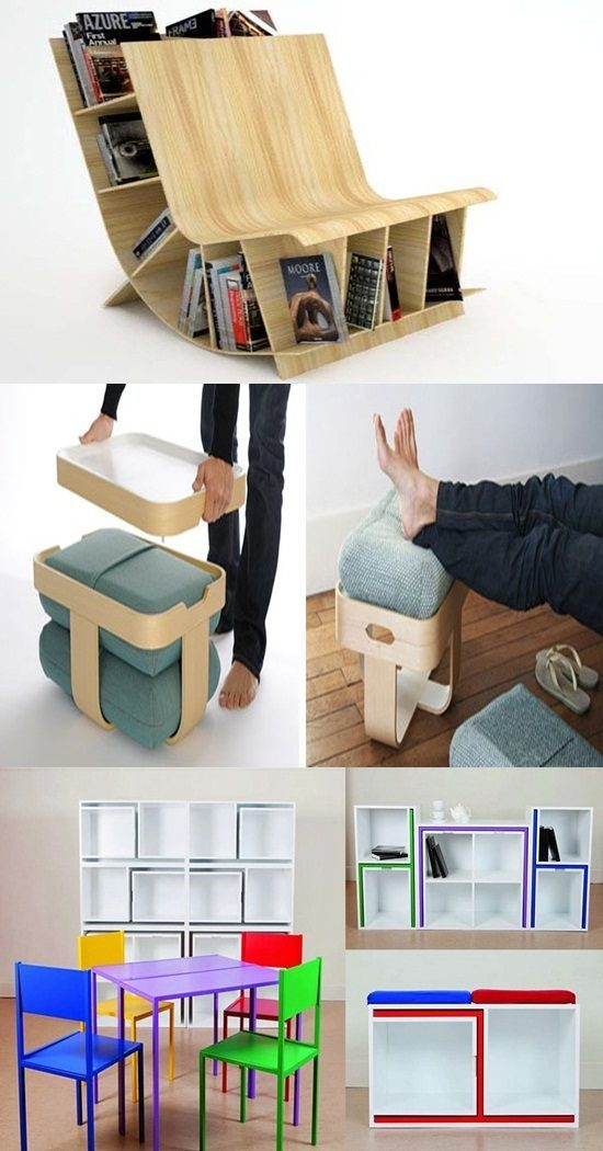 Versatile and Functional Seating Furniture