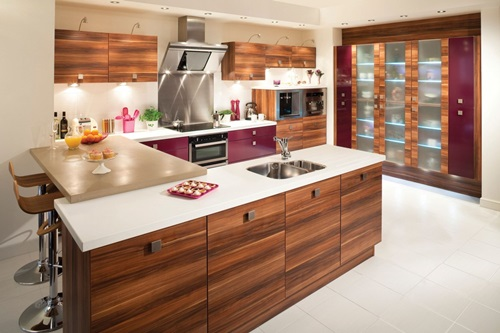 Wonderful Space- Saving Ideas for Small Kitchens