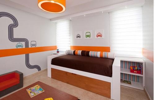 Wonderful boys Bedrooms interior design