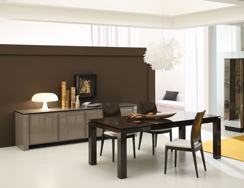 Your Dining Room on a Bud Interior design