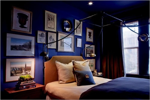 blue and white in bedrooms nautical designs