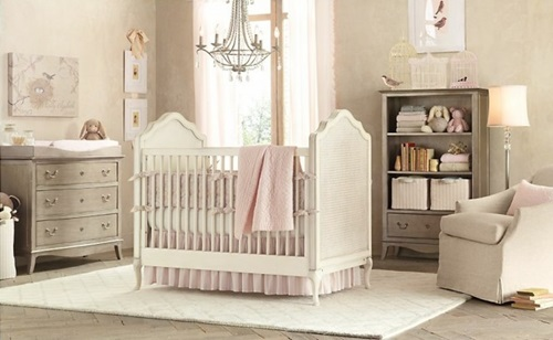 Baby Bedroom design Safe and Practical