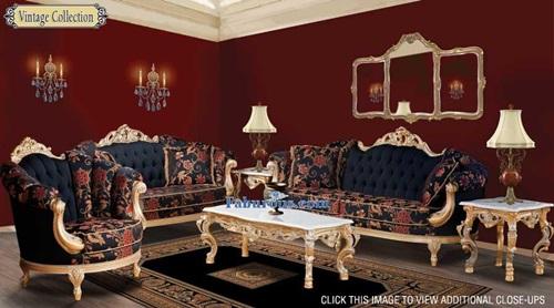 Baroque living room ideas2