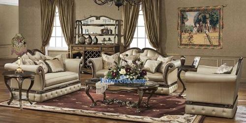 Baroque living room ideas