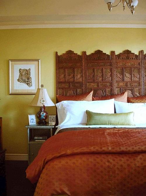 Create your headboard – Your Bedroom