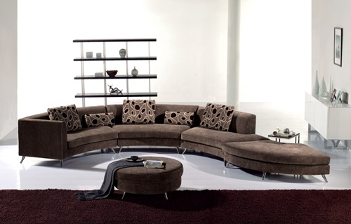 Curved sectional sofas – Classic Italian Furniture