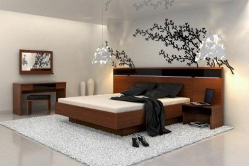 Design your Relaxing and Harmonious Zen Bedroom - Interior design