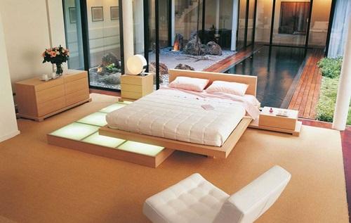 Design your relaxing and harmonious zen bedroom interior - Zen bedroom ideas on a budget ...