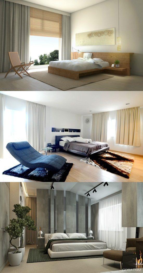 Design Your Relaxing And Harmonious Zen Bedroom Interior