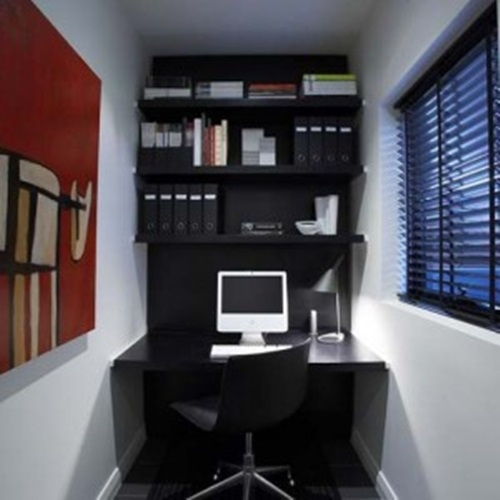 Designing your Small Space Office