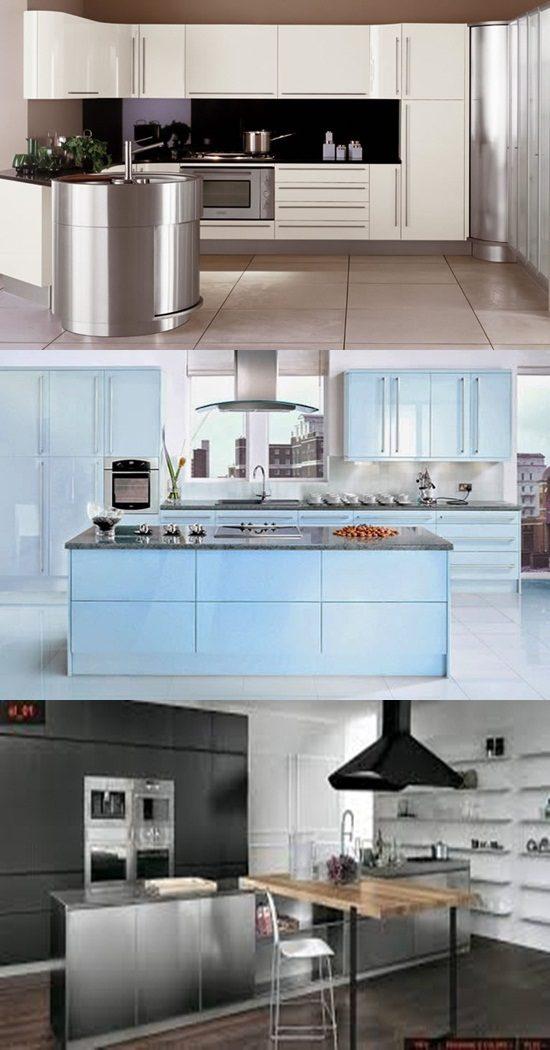 Different Arrangements For Italian Kitchen Work Areas Interior Design