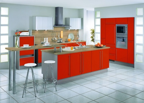 Different Arrangements For Italian Kitchen Work Areas Interior Design