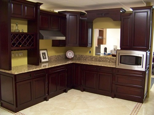... Different Types Of Wood For Kitchen Cabinets ...