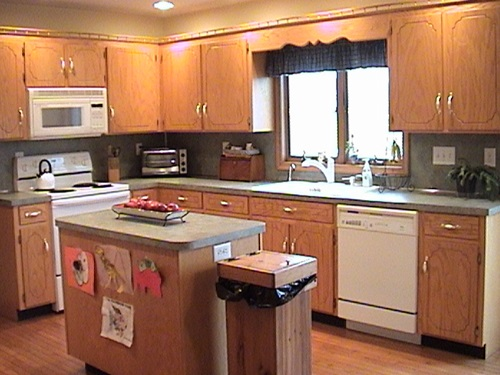 Different types of wood for kitchen cabinets interior design for Kitchen cabinet wood types
