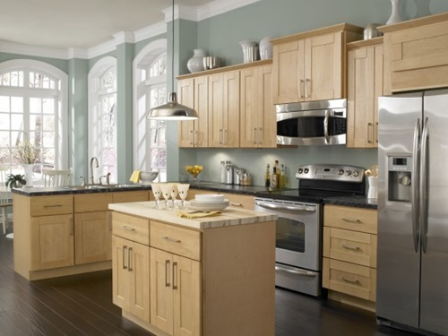 Different types of wood for kitchen cabinets interior design for Types of wood used for cabinets
