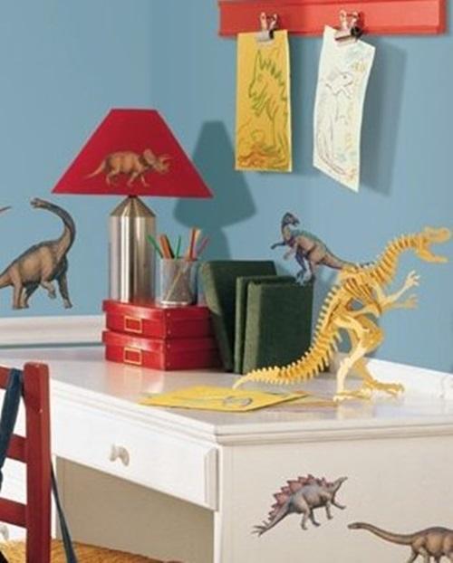 ... Dinosaurs Wall Themes For Kids Room ...