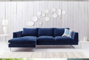 Fabric and Corner Sofas for your Bright Living Room