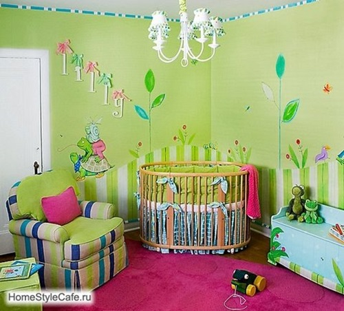 Furnishing a nursery for your little baby