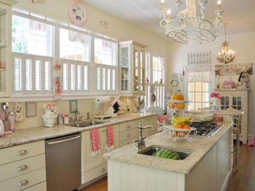 Kitchen Design Vintage Style ideas for vintage style kitchen - interior design
