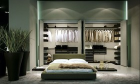 Kinds and Designs of the Bedroom Wardrobes