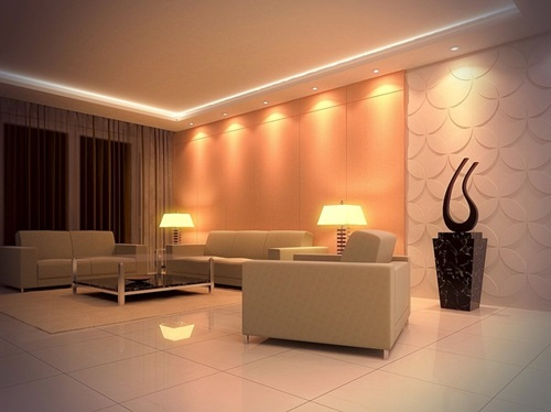 Lighting your living room 1